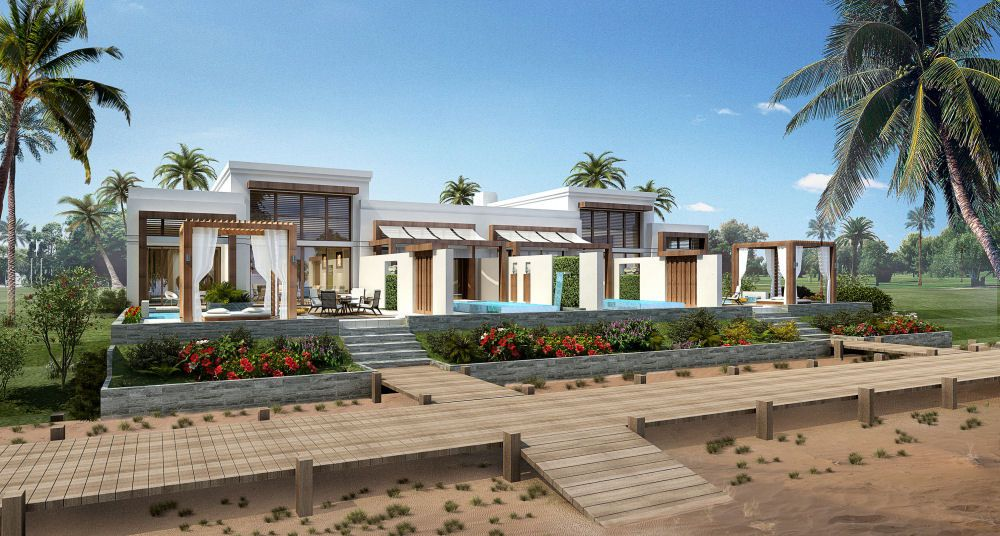 Creative Park Hyatt Saadiyat Island Hotel And Resort Design Exterior