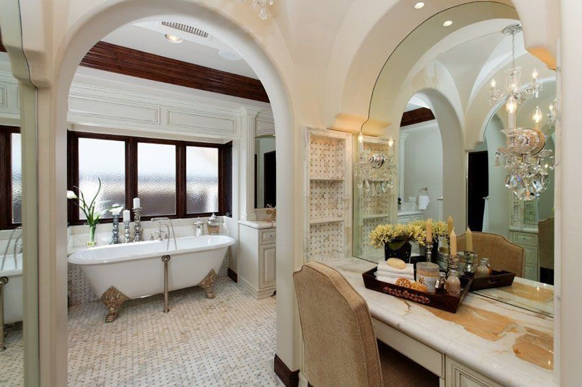 Beautiful Bathrooms With Clawfoot Tubs