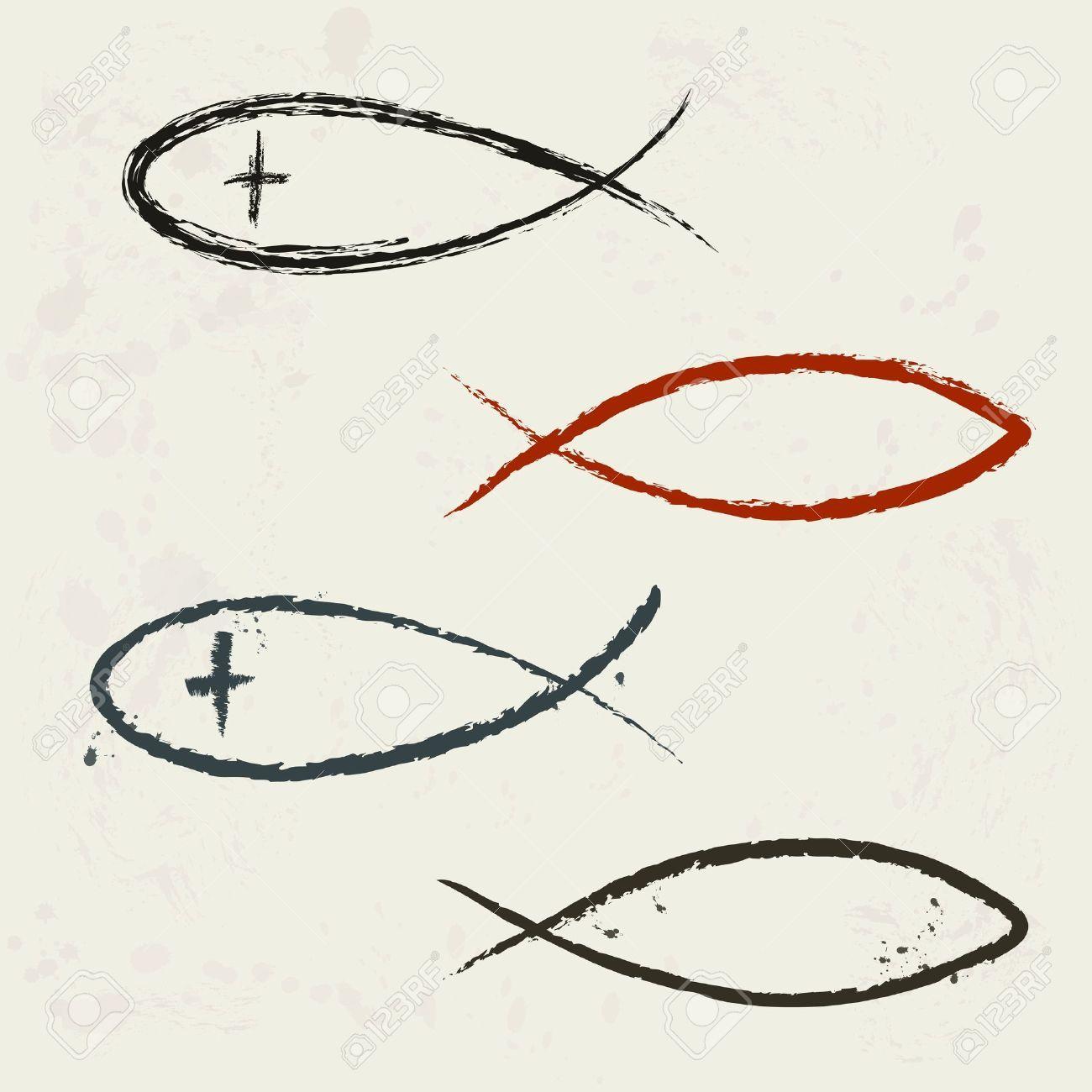 Christian symbol fish hand clipart pinterest symbols christian symbol fish hand biocorpaavc Images
