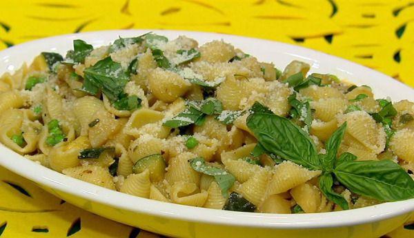 the chew | Recipe  | Antoinette Lordo's Pasta Primavera