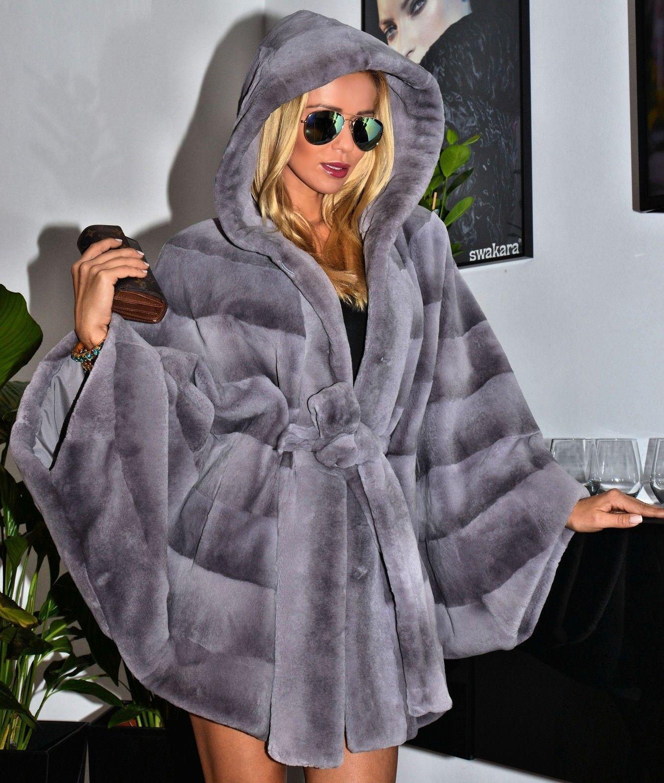 Manteau de vison sur ebay