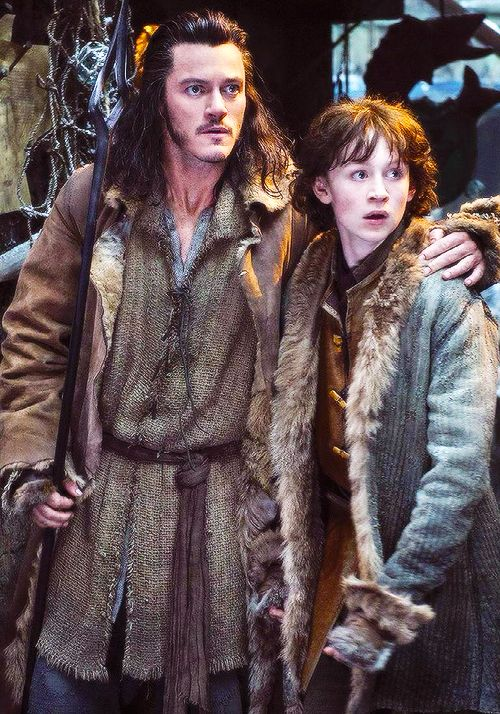 I can't wait to see Bard's family and how Peter Jackson