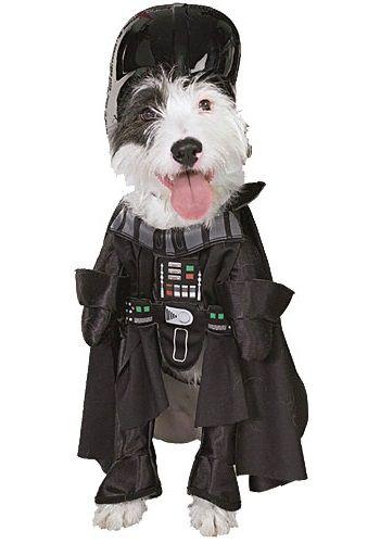 Star Wars Darth Vader Dog Costumes - Master of the Dark Side  sc 1 st  Pinterest & Star Wars Darth Vader Dog Costumes - Master of the Dark Side ...