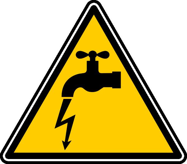 Electricity Hazard High Electrical Voltage Injury Leakage Injury Clip Art Png