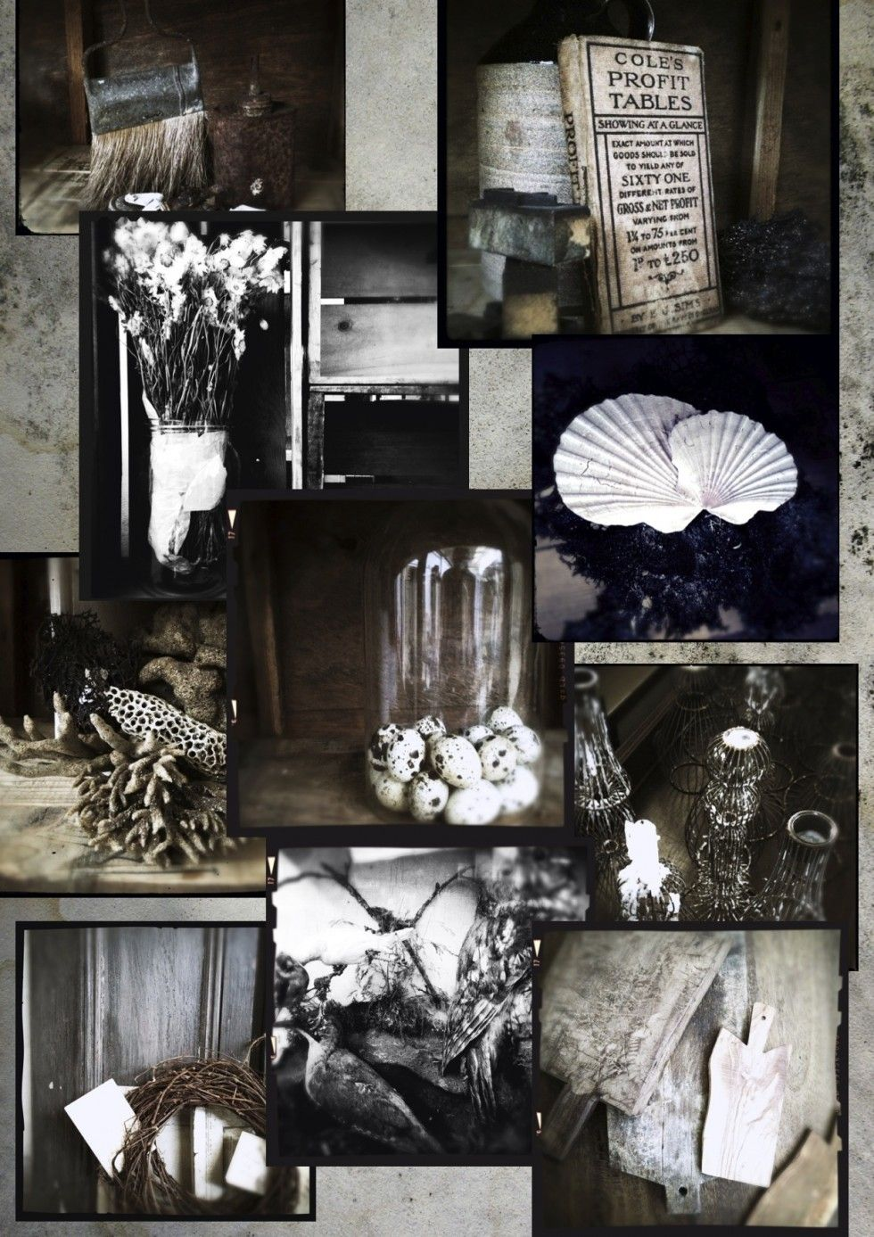 The establishment studio mood board ideas u inspiration
