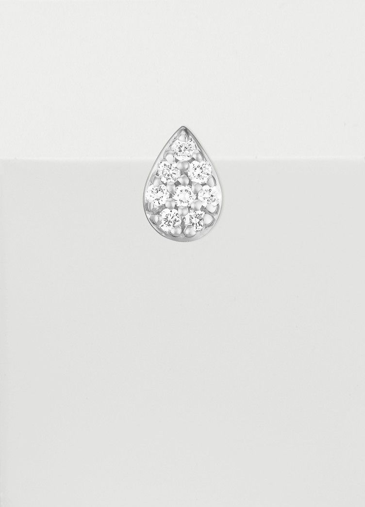 Dis Moi Ou Dit Moi : Dis-moi, Single, Earring, Ofée, Refreshes, French, Jewelry, Iconic, Creations, Ou…, Earrings,, Online, Stone