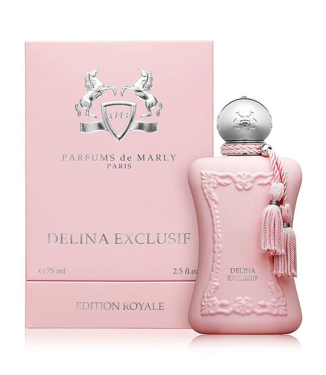 Parfums De Marly Delina Exclusif Eau De Parfum Spray 2.5 oz