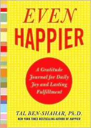 Blog post at BitsofPositivity.com : Even Happier: A Gratitude Journal for Daily Joy and Lasting Fulfillment  By Tal Ben-Shahar, Ph.D.224 pp. McGraw-HillIf you're wanting to[..]