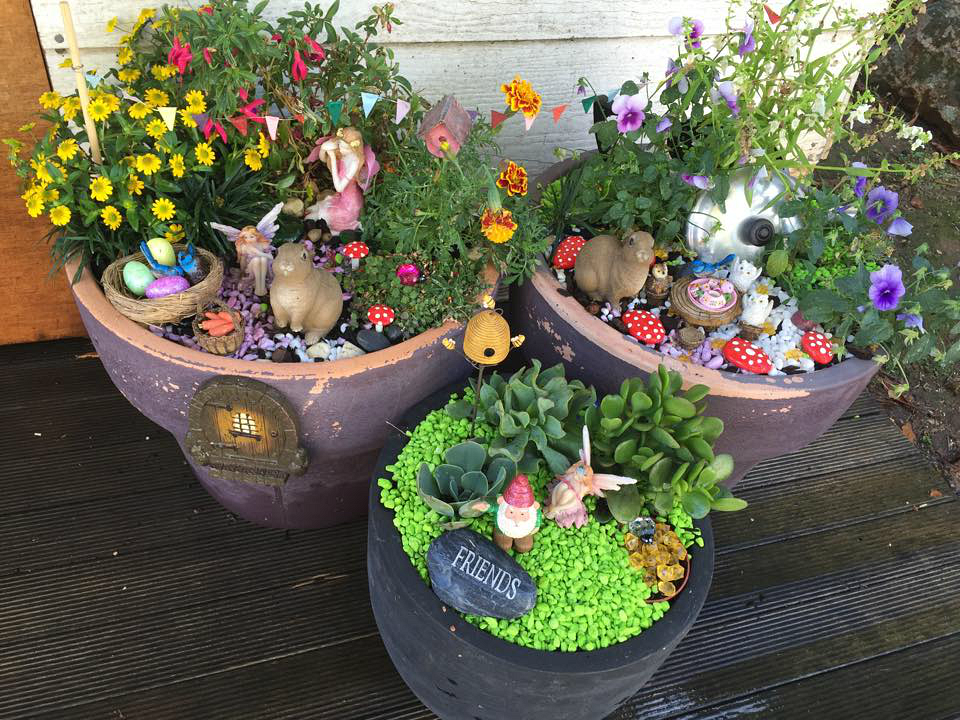 Beautiful Read How One Amazing Mum Has Embraced The Magic Of Fairy Gardening To  Enrich Her Childrenu0027s Lives. Make A Fairy Garden In A Pot And Learn More  Here.