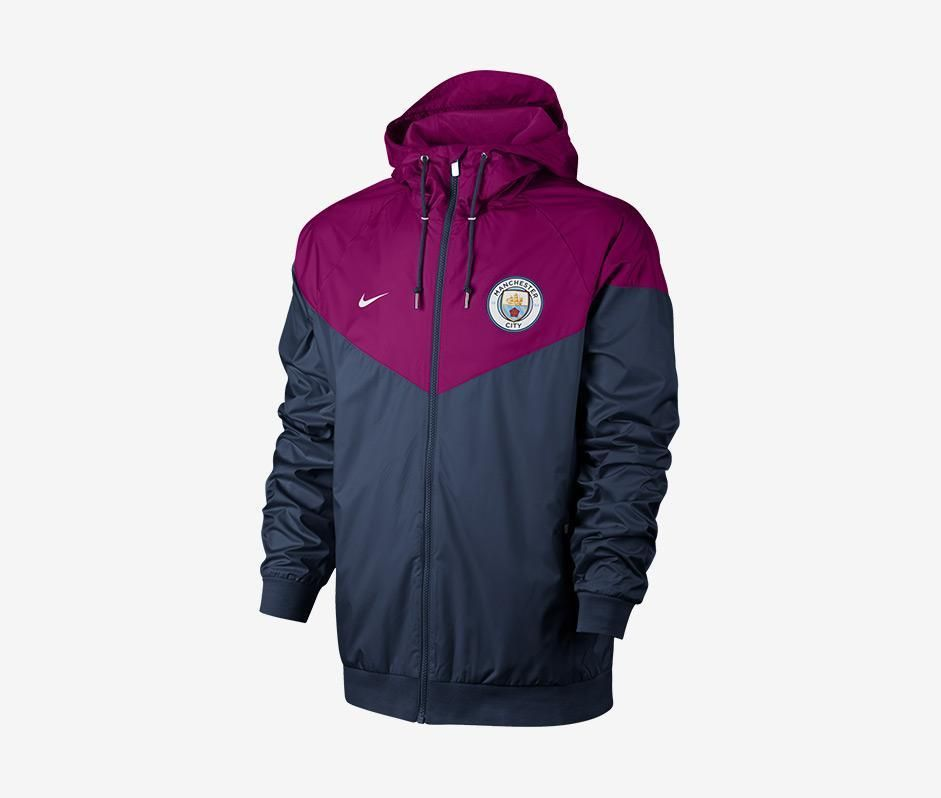 City Windrunner Jacket