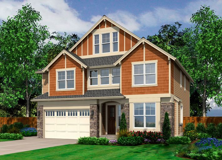 Available With A Two Car Or Three Car Garage   23251JD | Architectural  Designs   House