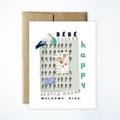 Baby Blanket Card at Amelia | Baby sleeping blanket, Baby ...