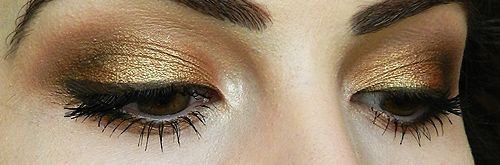 Photo of Step by Step Golden Bronze Eyeshadow Tutorial.,  #Bronze #Eyeshadow #Golden #goldenbronzeeyes…