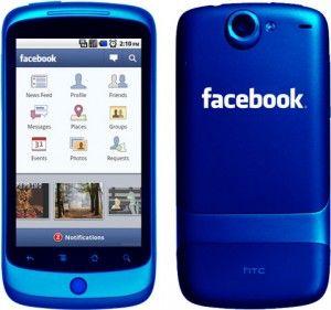 Joint venture van Facebook en HTC zal volgend jaar op de markt verschijnen - HTC Magazine