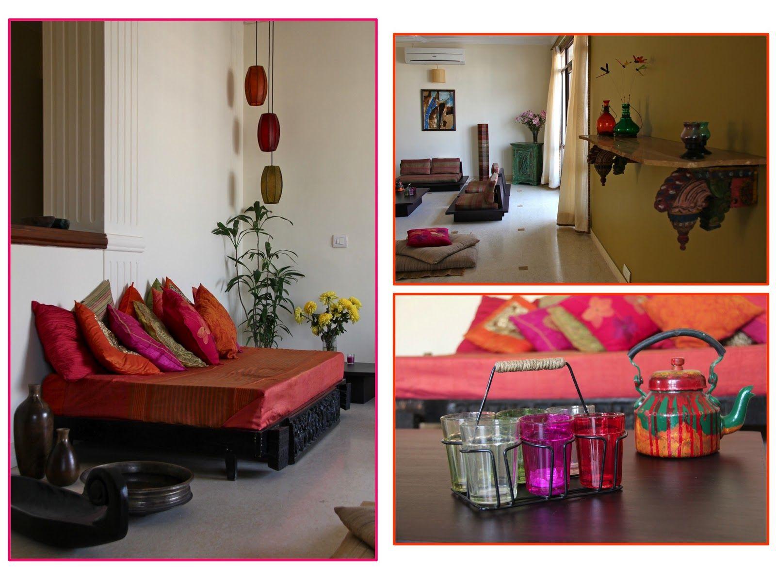 Home interior design gurgaon home is where the art is upasana u debus penthouse in gurgaon