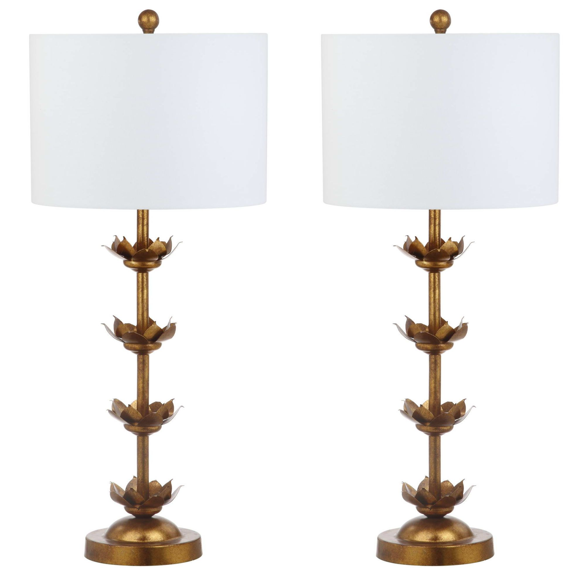 Lani Leaf 32 Inch H Table Lamp Antique Table Lamps Table Lamp Gold Table Lamp