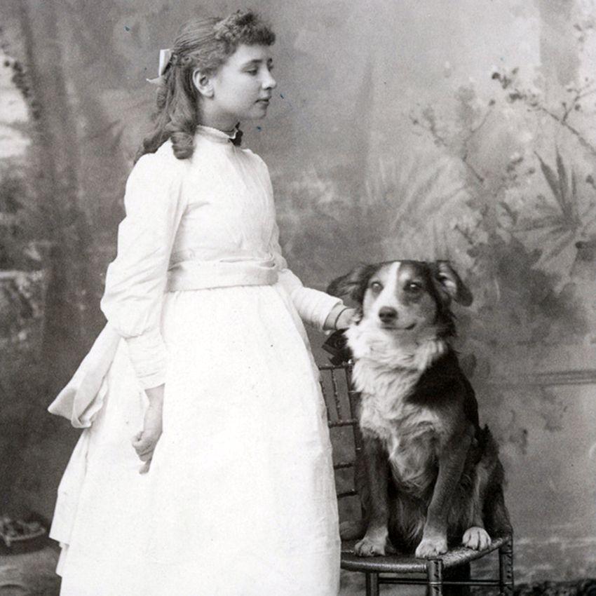 Girl Dog Victorian Name