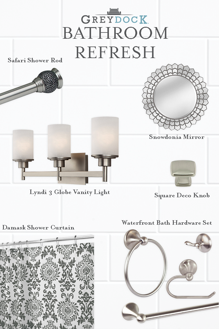 Looking for a modern bathroom refresh? Find a wide selection of ...