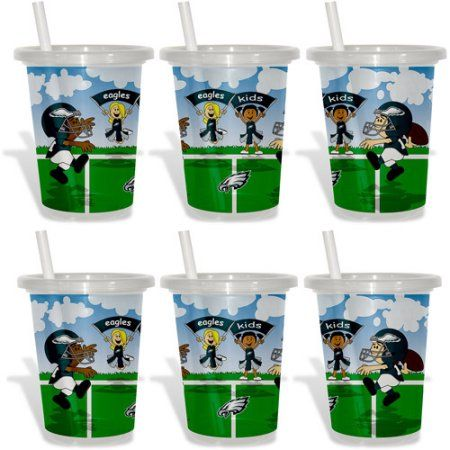 190666d67 Baby Fanatic NFL 2-Pack 10oz Sip   Go