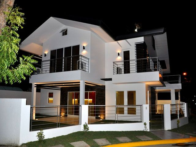 Minimalist Two Story Home Designs.jpg | ت | Pinterest | Minimalist