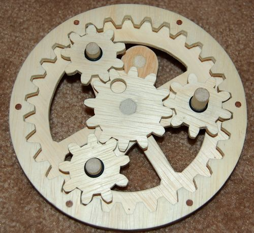 Planetary Gear Ratio Calculations Woodworking Wooden
