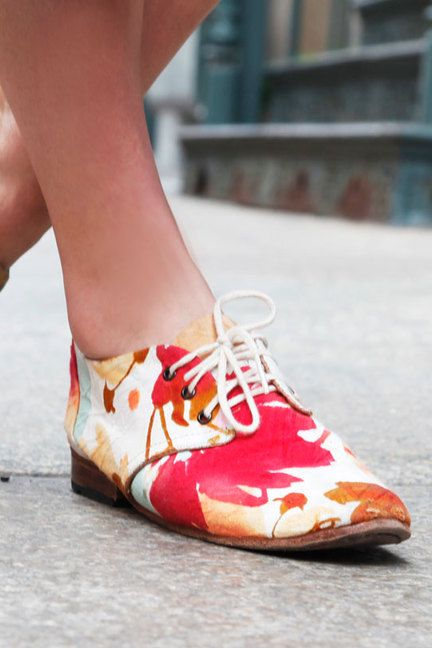 NYC #streetstyle Osborn shoes