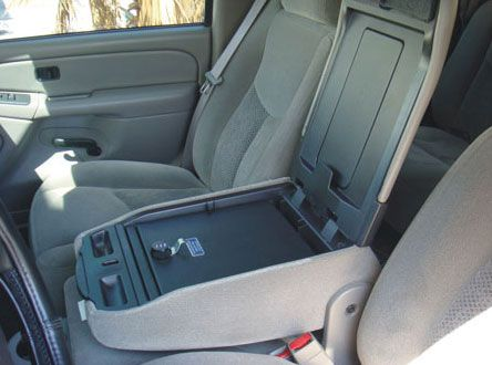 Chevrolet avalanche fold down armrest console 2003 2013 truck chevrolet avalanche fold down armrest console 2003 console vault has designed a high security console vault for chevrolet avalanche owners that dont sciox Image collections