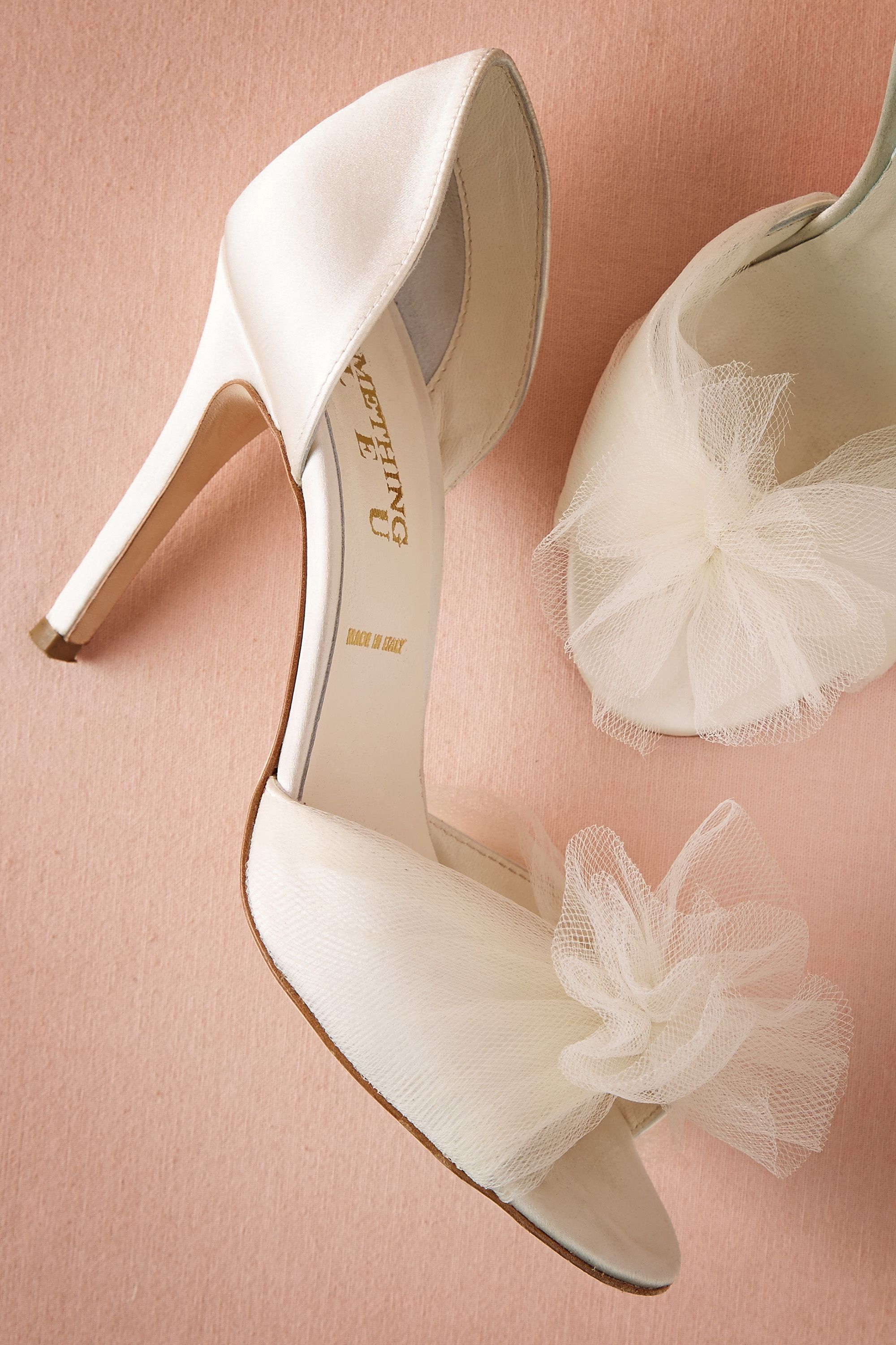 Tulle Top d Orsays from BHLDN Wedding Shoes