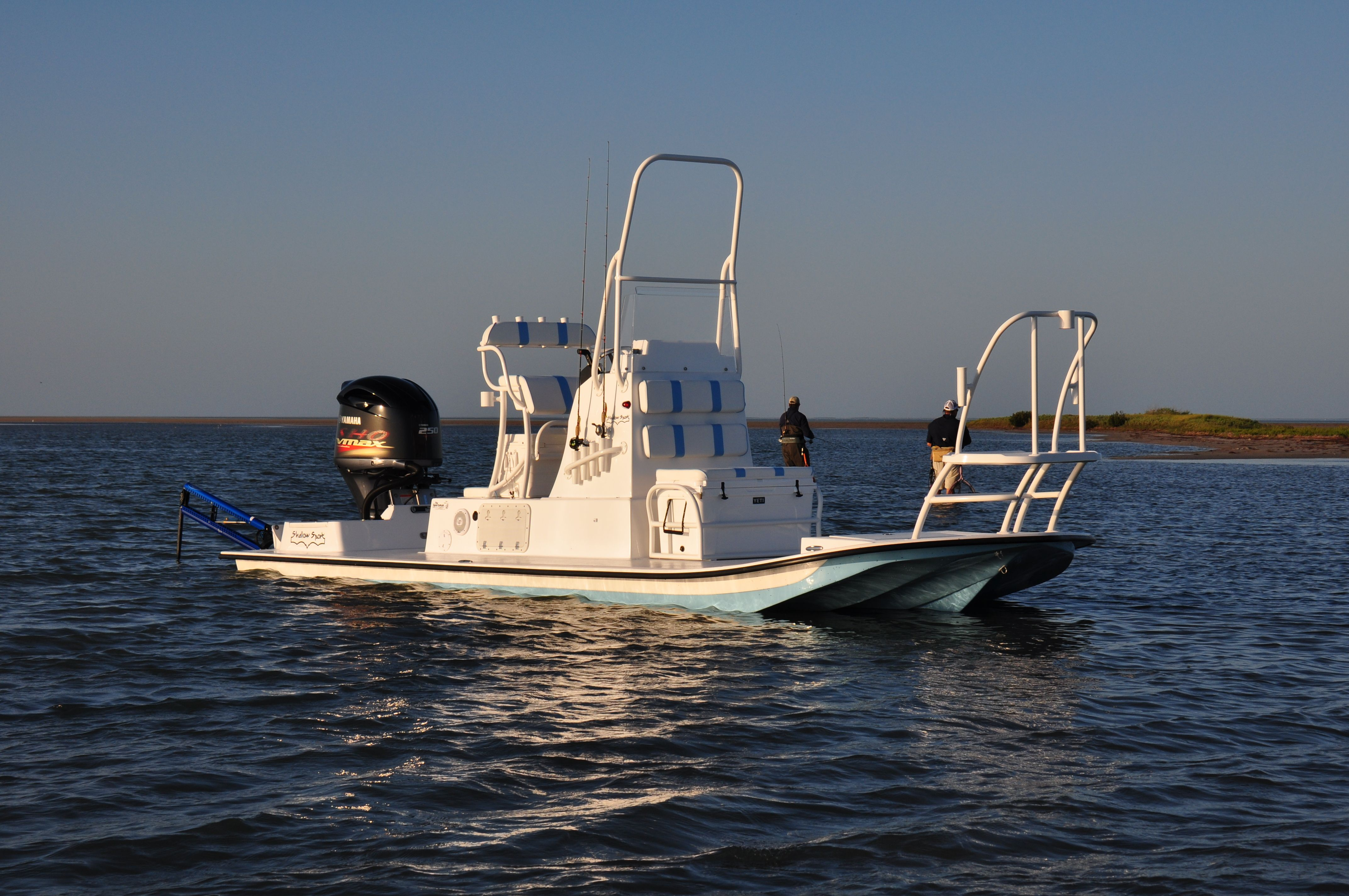 Heaven on The Bay...24' Shallow Sport Classic | Shallow ...