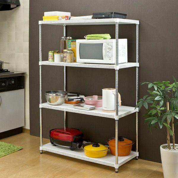 55 Desain Rak Dapur Minimalis Dan Gantung Desainrumahnya