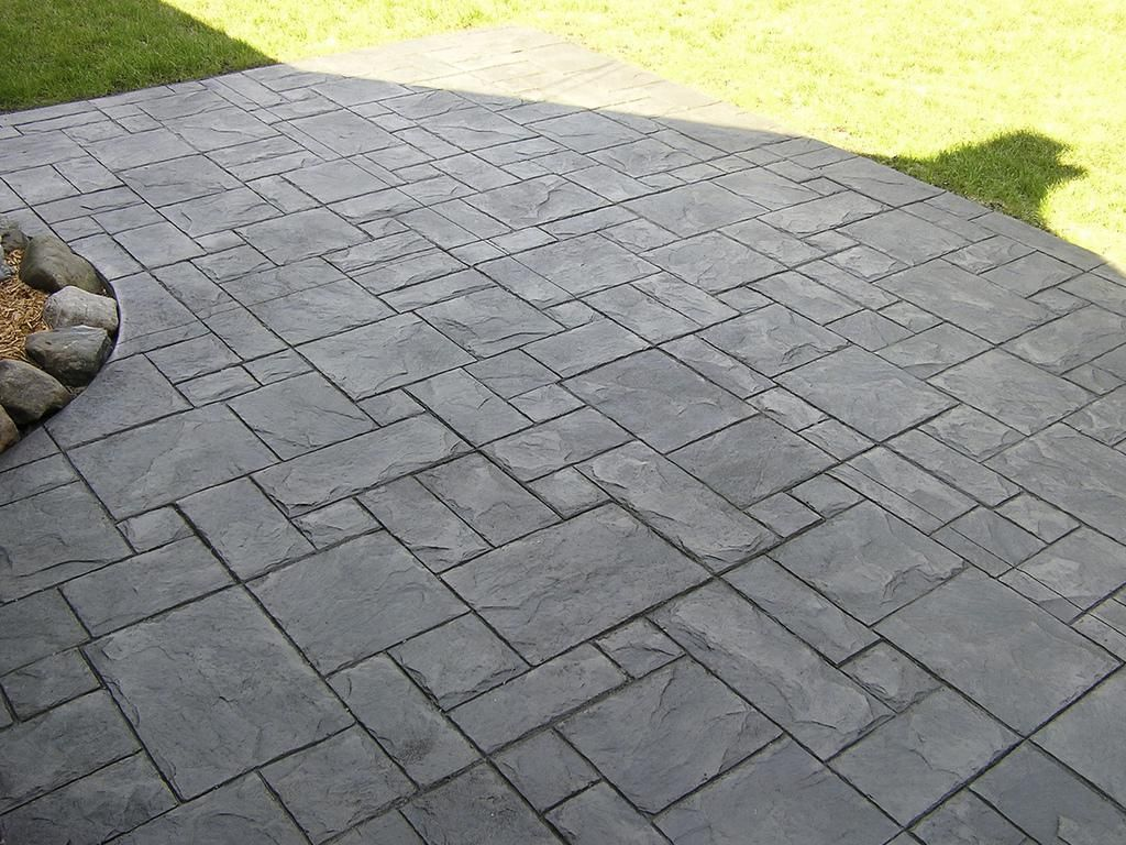 Photo About Stamped Concrete Patio Easy Title Stamped Concrete Patio Contractors Near Me Description Tags In 2020 Stamped Concrete Patio Concrete Patio Patio