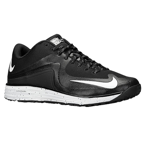 Nike Lunar MVP Pregame 2 - Men\u0027sThe ultimate baseball training shoe from  Nike features a full-length Lunar midsole for zoned cushioning and response.