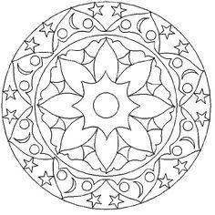 Intricate Christmas Coloring Pages 100 | Free Printable Coloring ...