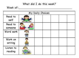 Monday made it Daily 5 freebies for you, reading/spelling trackers, and giveaways!