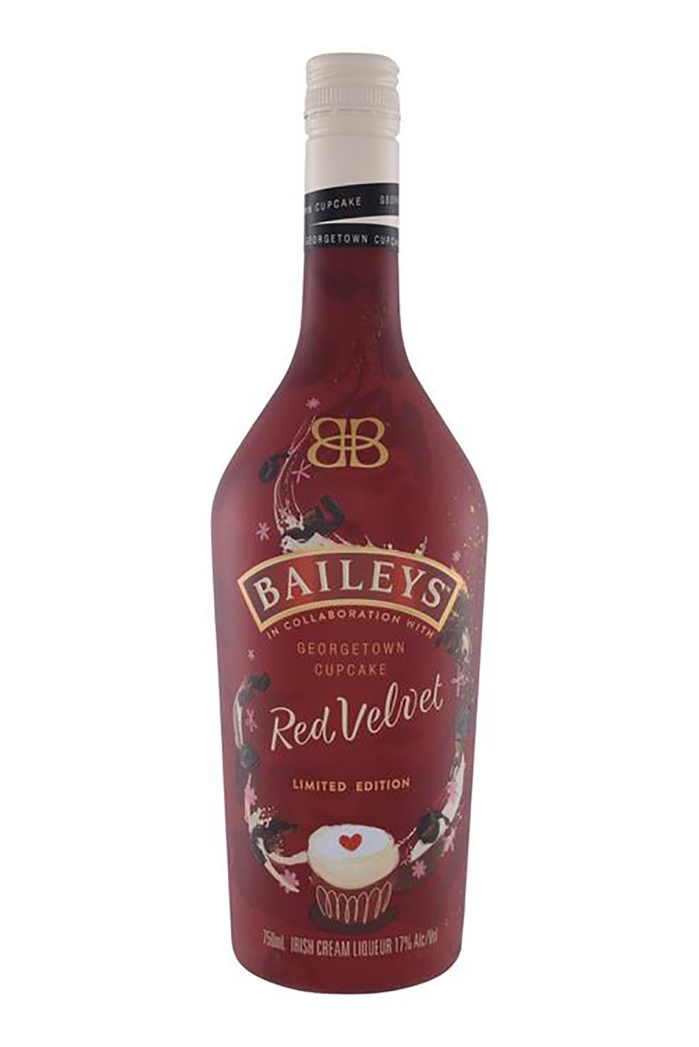Baileys Red Velvet Cupcake Alcohol Drink Recipes Irish Cream Baileys