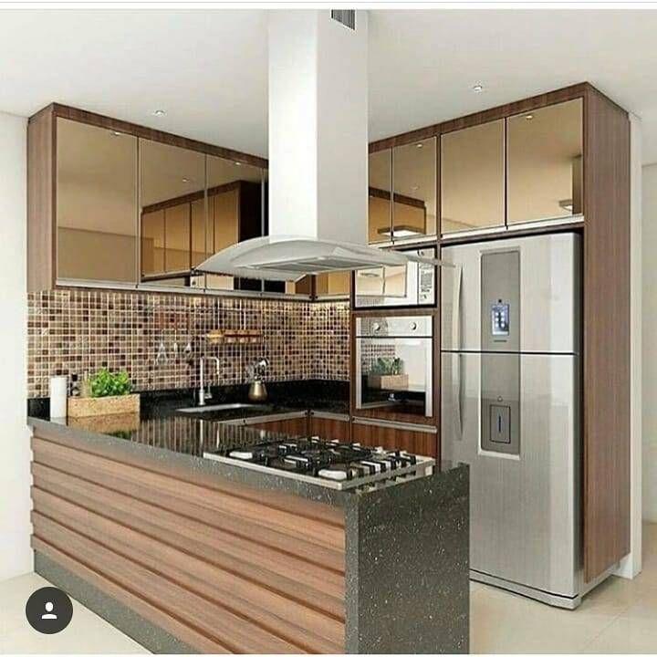 Cozinha Pequena E Super Funcional Aproveitamento De Espaco Com