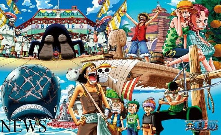 Pin by Dwi wahyuni on Anime Wae One piece funny, Puzzle