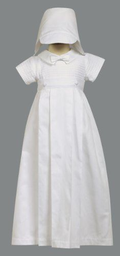 100% Cotton White Weaved Romper with Detachable Gown Swea Pea & Lilli, http://www.amazon.com/dp/B008YJ8Q28/ref=cm_sw_r_pi_dp_wSAhrb0K3VMN1
