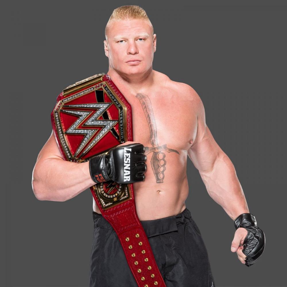 Photos Roman Wrecks His Way Into The Hall Of Universal Champions Brock Lesnar Brock Lesnar Wwe Champion