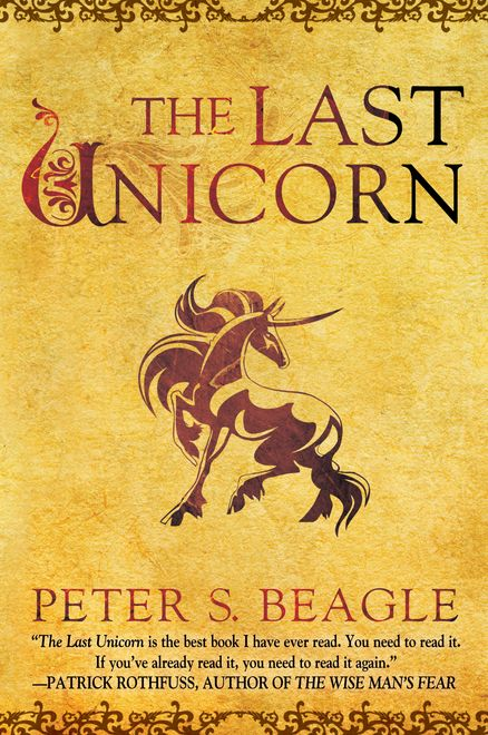 The Last Unicorn By Peter S Beagle 9780451450524