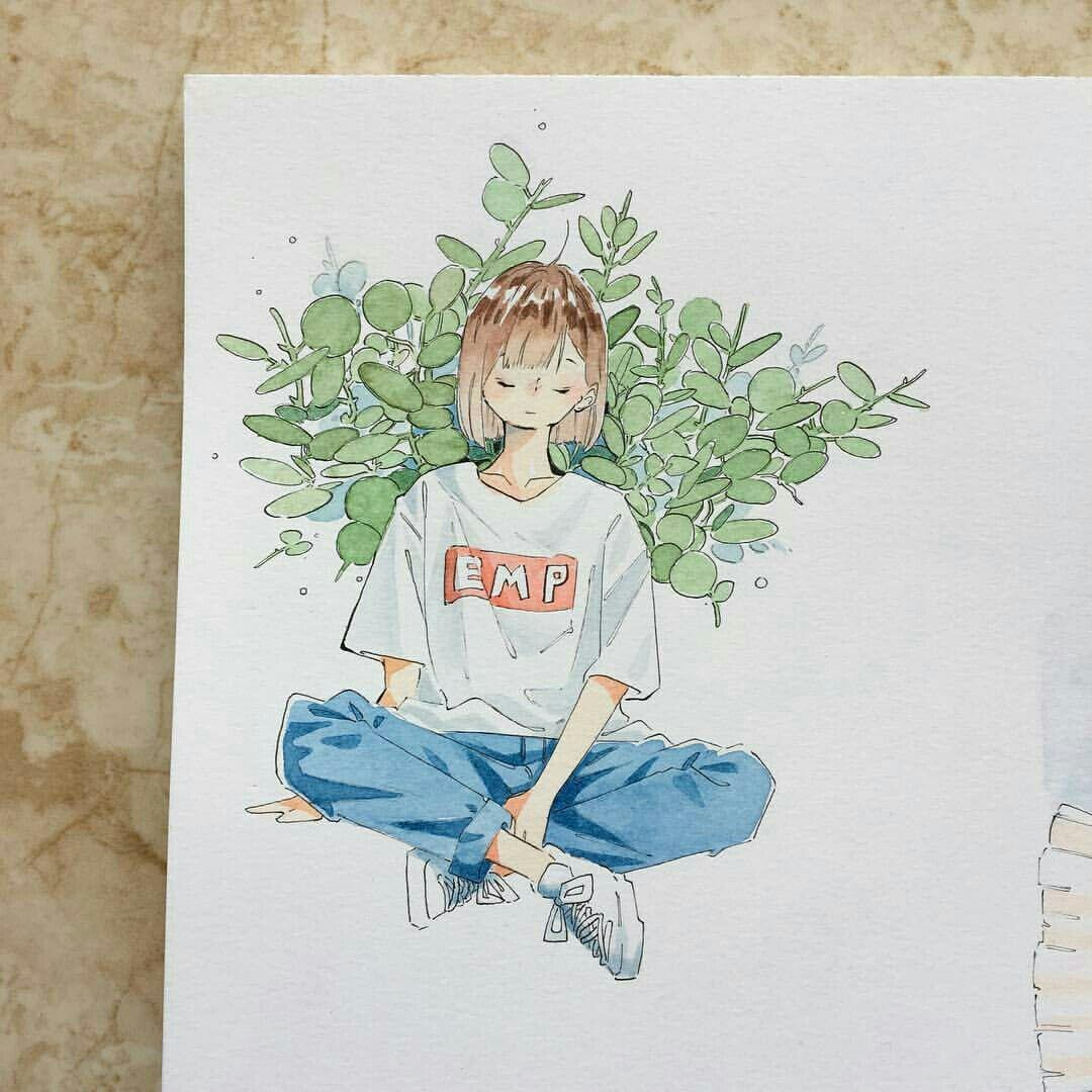 Ikedda Art Sketchbook Art Cute Art
