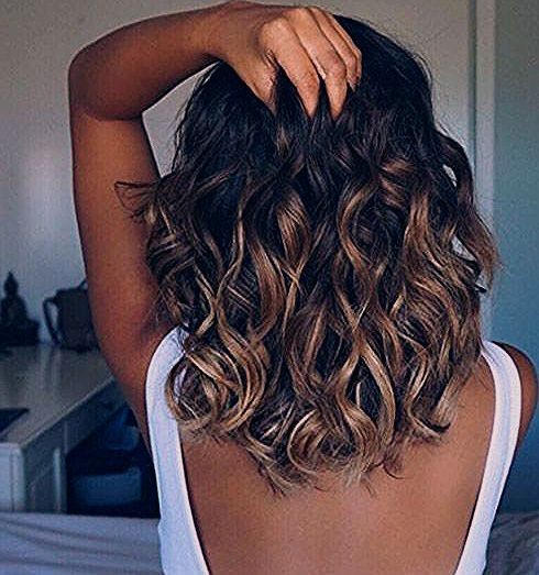 Photo of The 40 Latest Medium Length Curly Hairstyles