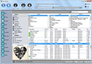 How to transfer music from iPod to iTunes, Transfer Music