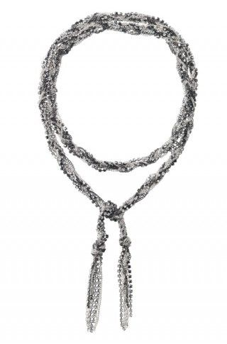 Stella & Dot Adrienne Mixed Chain Necklace - As seen on Actress Melissa McCarthy