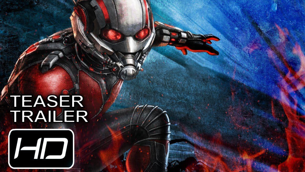 Ant-Man: El Hombre Hormiga Trailer Subtitulado 