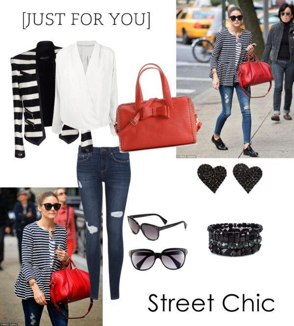 """Look casual chic"" by lara-losi on Polyvore"