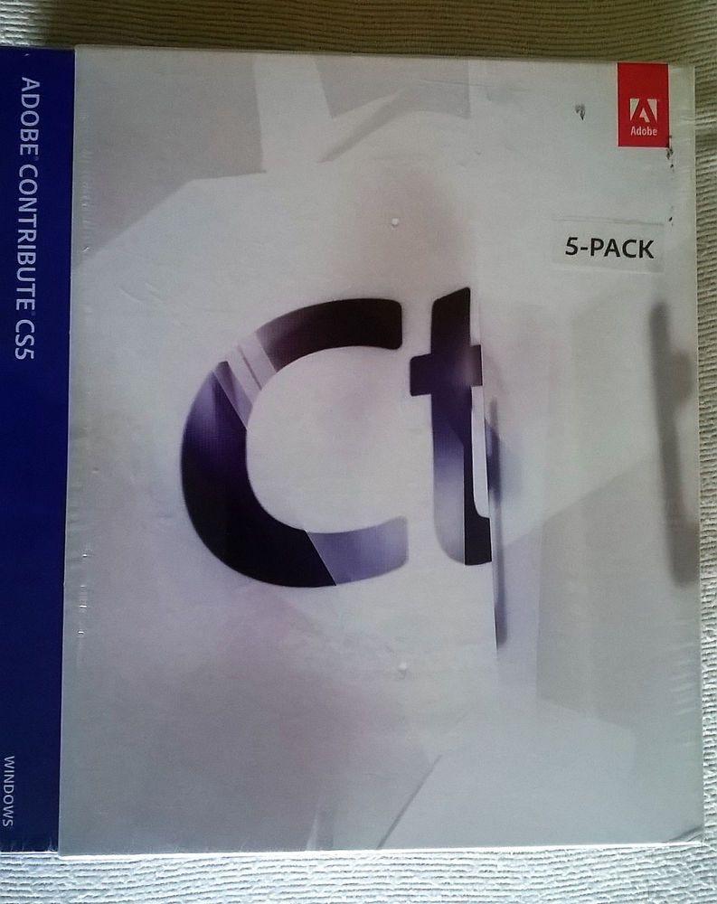 Adobe Contribute CS5 Download