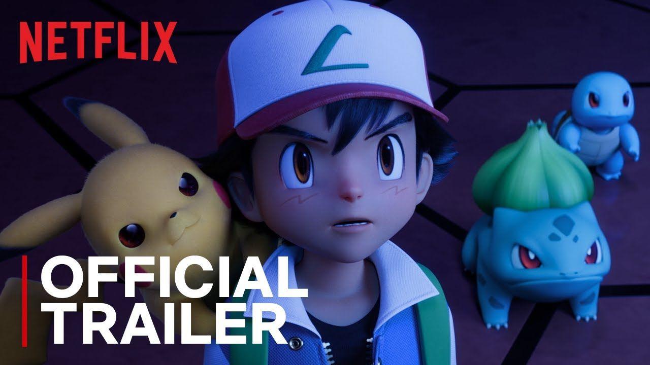 Pokemon Mewtwo Strikes Back Evolution Official Trailer Netflix India In 2020 Mewtwo Strikes Back Pokemon Mewtwo Pokemon Mewtwo Strikes Back