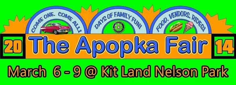 Apopka Fair, Apopka, Florida
