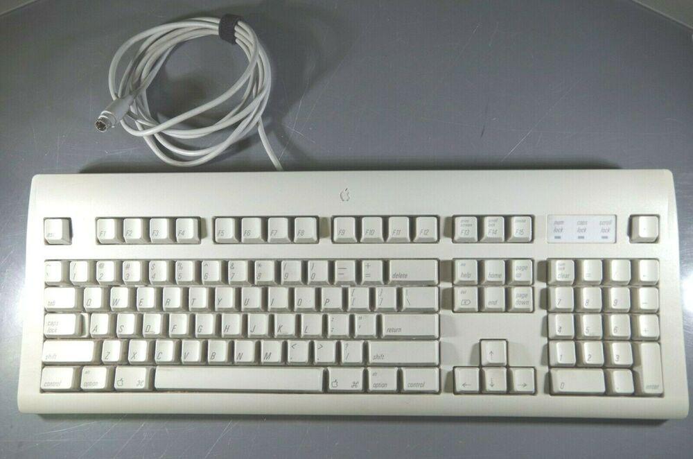 Apple Keyboard Design Keyboard M2980 6ft Cord Exceptionally Clean Works Great Apple Apple Keyboard Keyboard Apple